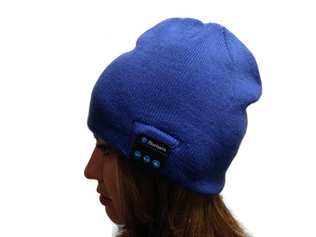 Czapka z Słuchawkami Bluetooth