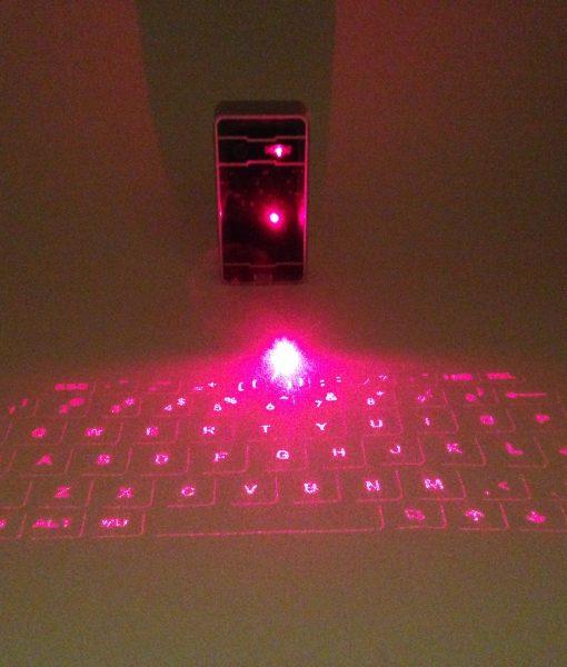 Klawiatura laserowa